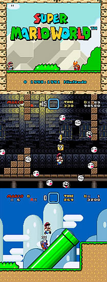Super Mario World Emulator